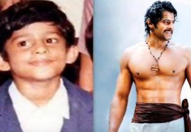 Tollywood Actors Childhood Pictures