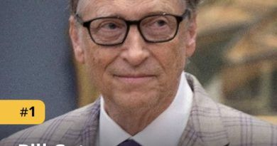 Richest People In World