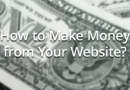 How to earn money from Website easily