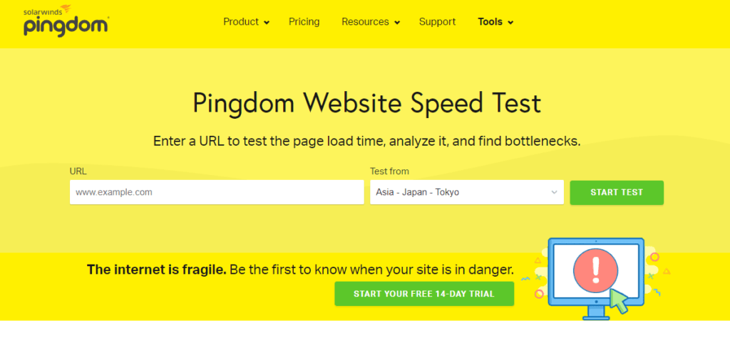 How to check Website Speed