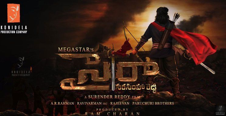 Sye Raa Narasimha Reddy Movie (2019) | Cast and Crew