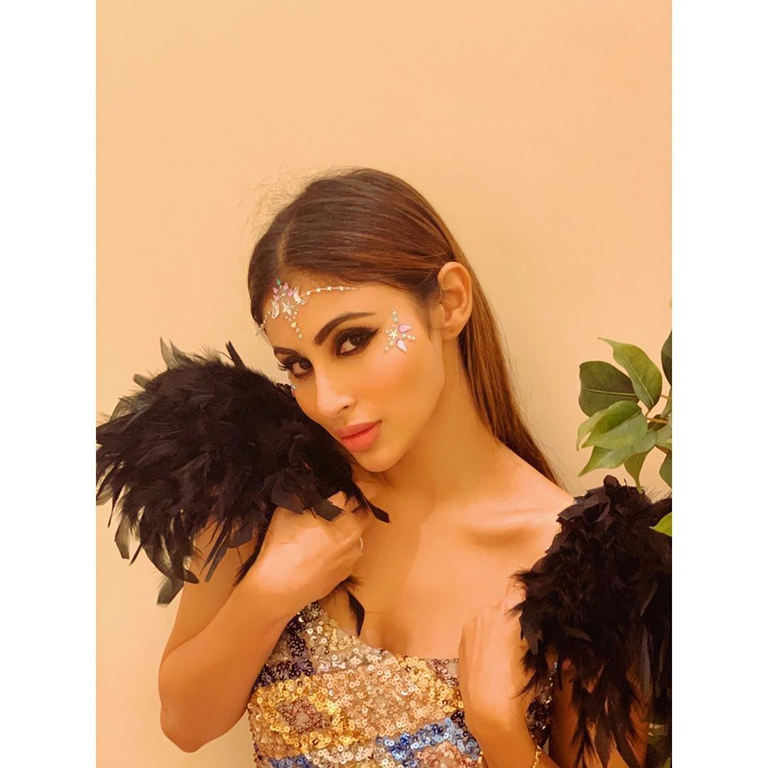 Mouni Roy Images