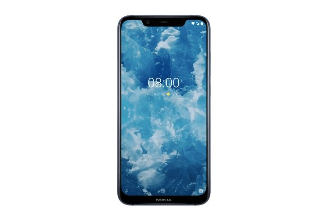 Nokia 8.1 Price Dropped in India,Available at Rs. 15,999