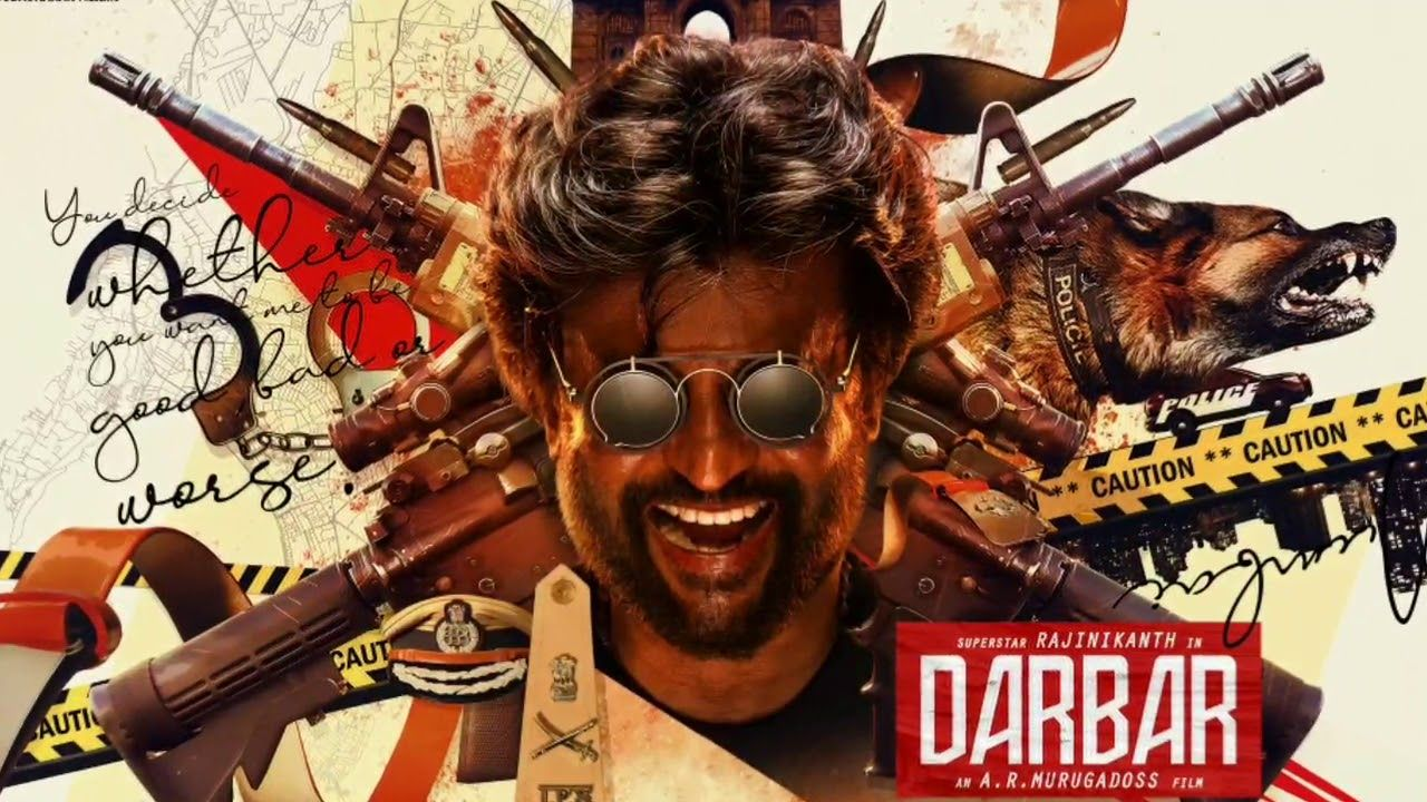 Darbar Cast & Crew, Trailer, Tamil Movie Actor and Actress